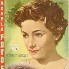 Cine: NOVELA FOTOGRÁFICA - 1958 - LA FAMILIA TRAPP. Lote 38722289