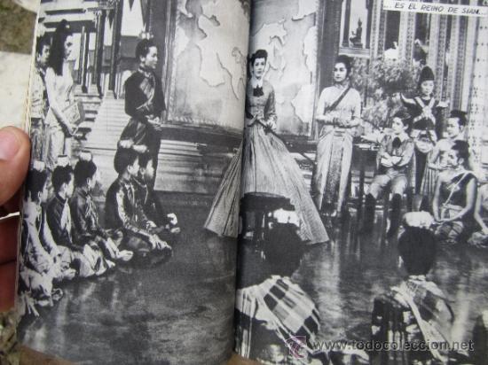 Cine: fotofilm de bolsillo , numero 12- el rey y yo , deborah kerr - yul brynner 1959 - Foto 3 - 38948827