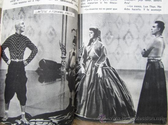 Cine: fotofilm de bolsillo , numero 12- el rey y yo , deborah kerr - yul brynner 1959 - Foto 4 - 38948827