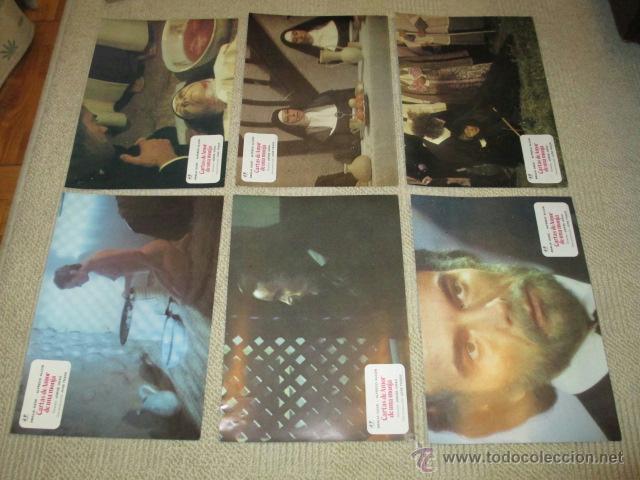 Cine: Cartas de amor de una monja, Jose Frade, Alfredo Alcon, Analia Gade, 12 fotocromos, lobby cards - Foto 2 - 40084905