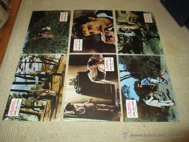 Cine: Mi padre el señor cura, Giancarlo Giannini, Barbara Bach, 12 fotocromos, lobby cards - Foto 3 - 40450368