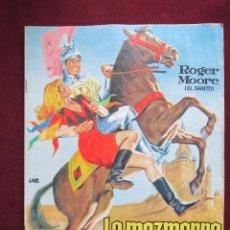 Cinéma: LA MAZMORRA DEL DIABLO. AVENTURAS DE IVANHOE. ROGER MOORE. EDITOR PRESS Nº 2. CINE FOTO NOVELA. JANO. Lote 41141103