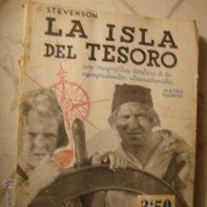 Cine: FOTO FILM CINE NOVELA LA ISLA DEL TESORO AÑO 1925. Lote 42250122