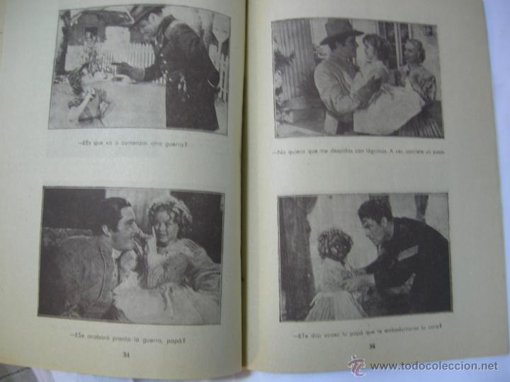 Cine: REBELDE SHIRLEY TEMPLE - LA NOVELA SEMANAL CINEMATOGRAFICA - 1930/1940 - 1ª EDICION, ED. BISTAGNE, - Foto 6 - 42484314