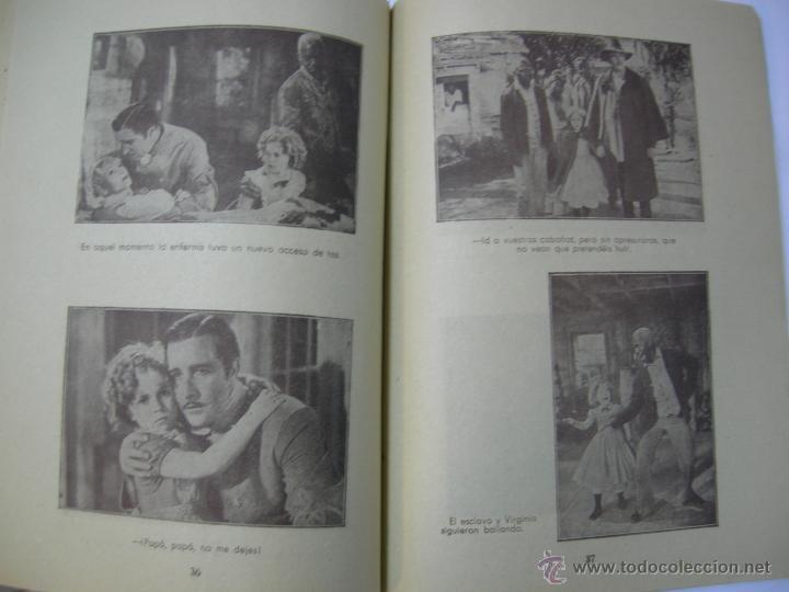 Cine: REBELDE SHIRLEY TEMPLE - LA NOVELA SEMANAL CINEMATOGRAFICA - 1930/1940 - 1ª EDICION, ED. BISTAGNE, - Foto 7 - 42484314