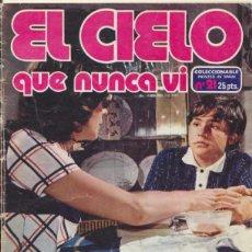 Cine: EL CIELO QUE NUNCA VÍ. Nº 21. FOTONOVELA.. Lote 43965485