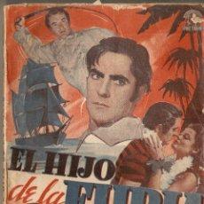 Cine: EL HIJO DE LA FURIA - NOVELA DE BENJAMÍN BLAKE. Lote 46202316
