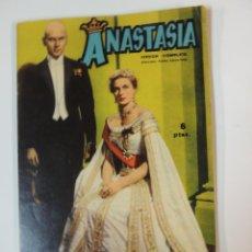 Cine: ANASTASIA YUL BRYNNER INGRID BERGMAN - NOVELA FOTOFILM DE BOLSILLO Nº 6 ED.MANDOLINA. Lote 46451073