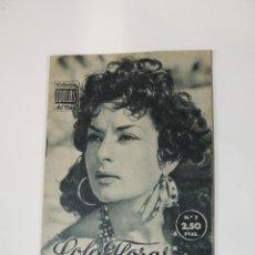 Cine: LOLA FLORES - COLECCION IDOLOS DEL CINE Nº 2 AÑO 1958. Lote 46452874