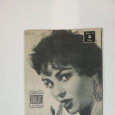 Cine: MARUJA MARUJITA DIAZ - COLECCION IDOLOS DEL CINE Nº 85 AÑO 1958 CINE ESPAÑOL. Lote 46452928