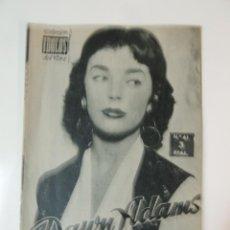 Cine: DAWN ADAMS - COLECCION IDOLOS DEL CINE Nº 61 AÑO 1958. Lote 46453669
