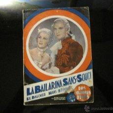 Cine: LOS MEJORES FILMS ( LA BAILARINA DE SANS-SOUCI ). Lote 46953711