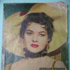 Cine: AQUELLOS TIEMPOS DEL CUPLÉ, COMPLETO 5 FASCICULOS, FOTOCINE, FHER, 1958 ERCOM. Lote 47111408