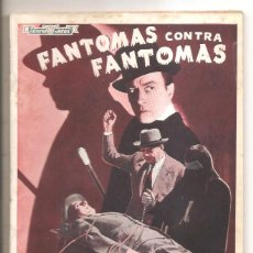 Cine: NOVELA FANTOMAS CONTRA FANTOMAS – ED. ALAS – MARCELLE CHANTAL-AIME CLARIOND-ALEXANDRE RIGNAULT. Lote 47783384