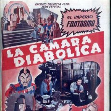 Cine: FLASH GORDON : EL IMPERIO FANTASMA - LA CÁMARA DIABÓLICA. Lote 48264245