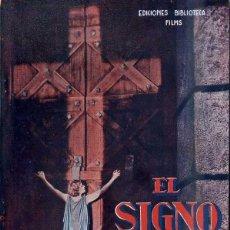 Cine: ELISA LANDI : EL SIGNO DE LA CRUZ. Lote 48265221