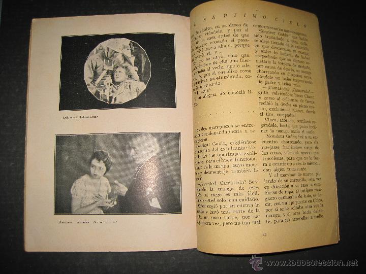 Cine: EL SEPTIMO CIELO - CHARLES FARRELL - JANET GAYNOR - EDICIONES BISTAGNE - VER FOTOS - Foto 7 - 48285876