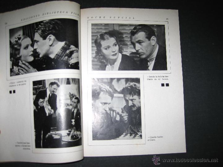 Cine: NOCHE NUPCIAL - GARY COOPER - ANNA STEN - EDITORIAL ALAS - VER FOTOS - Foto 4 - 48286411