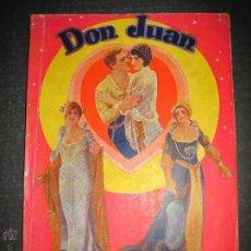 Cine: DON JUAN - JOHN BARRYMORE - EDICIONES BISTAGNE - VER FOTOS. Lote 48286657