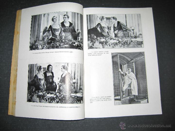 Cine: DON JUAN - JOHN BARRYMORE - EDICIONES BISTAGNE - VER FOTOS - Foto 5 - 48286657