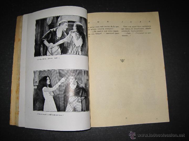 Cine: DON JUAN - JOHN BARRYMORE - EDICIONES BISTAGNE - VER FOTOS - Foto 7 - 48286657