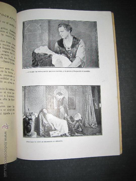 Cine: DON JUAN - JOHN BARRYMORE - EDICIONES BISTAGNE - VER FOTOS - Foto 12 - 48286657