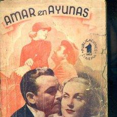 Cine: PRESTON FOSTER - CAROLE LOMBARD : AMAR EN AYUNAS. Lote 228382325
