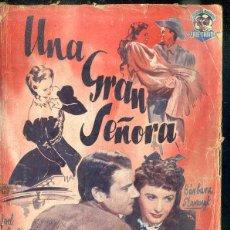 Cine: BARBARA STANWICK : UNA GRAN SEÑORA. Lote 48511294