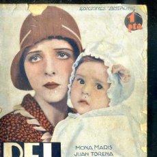 Cine: MONA MARIS - JUAN TORENA : DEL MISMO BARRO. Lote 48511405