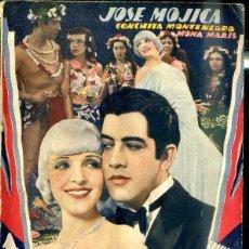 Cine: JOSE MOJICA - CONCHITA MONTENEGRO : LA MELODIA PROHIBIDA. Lote 48513196