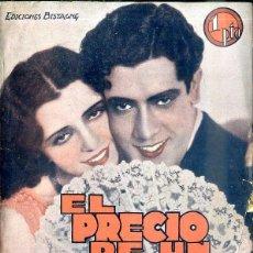 Cine: JOSE MOJICA - MONA MARIS : EL PRECIO DE UN BESO. Lote 48513260