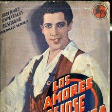 Cine: LOS AMORES DE JOSE MOJICA. Lote 48513323