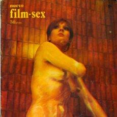 Cine: NUEVO FILM-SEX - 1977 - ABORTO CRIMINAL, EMMA COHEN, PATRIZIA REED, MARIA RENO, SILVIA SOLAR. Lote 48903574
