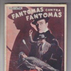 Cine: FANTOMAS CONTRA FANTOMAS EDICIONES BIBLIOTECA FILMS SERIE ESPECIAL N.393 EDITORIAL ALAS . Lote 49041842