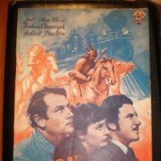 Cine: BIBLIOTECA FILMS NOVELA UNION PACIFICO. Lote 49102009