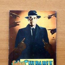 Cine: FALSO CULPABLE - Nº 21 - FOTO FILM DE BOLSILLO - COLEC- MANDOLINA 1959 - VER FOTOS EN EL INTERIOR. Lote 49497423