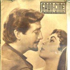 Cine: GRAN CINE Nº 2 : IVANHOE. Lote 49608660