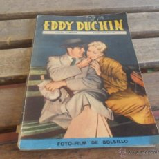 Cine: COLECCION FOTOFILM DE BOLSILLO EDDY DUCHIN. Lote 50008994