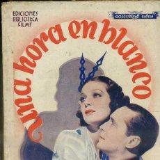 Cine: LORETTA YOUNG : UNA HORA EN BLANCO (BIBLIOTECA FILMS). Lote 50934329