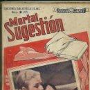 Cine: ANA HARDING / BASIL RATHBONE : MORTAL SUGESTION (BIBLIOTECA FILMS). Lote 50934423