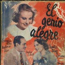 Cine: FERNANDO DELGADO : EL GENIO ALEGRE (BISTAGNE). Lote 50935104
