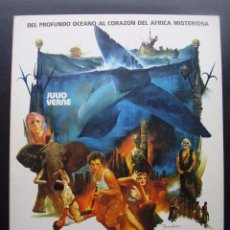 Cinema: LOS DIABLOS DEL MAR. Lote 51207009