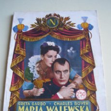 Cine: MARÍA WALEWSKA. Lote 51362561