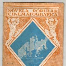 Cine: EL VESTIDO DE MADAMA. ESTELLE TAYLOR NOVELA CINEMATOGRAFICA. Lote 52486714