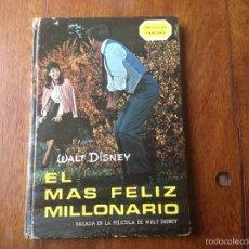 Cine: EL MÁS FELIZ MILLONARIO. Lote 54299181