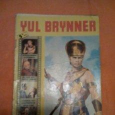 Cine: YUL BRYNNER. Lote 54581325