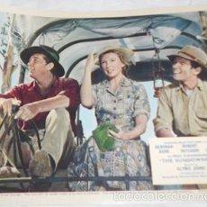 Cine: FOTOGRAMA DE THE SUNDOWNERS, CON ROBERT MITCHUM Y DEBORAH KERR . Lote 55351182