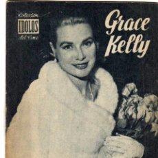 Cine: GRACE KELLY- COLECCIÓN ÍDOLOS DEL CINE Nº 13. Lote 55732554