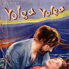 Cine: VOLGA VOLGA - PELÍCULA MUDA DE 1928 - EDICIONES BISTAGNE. Lote 55908743