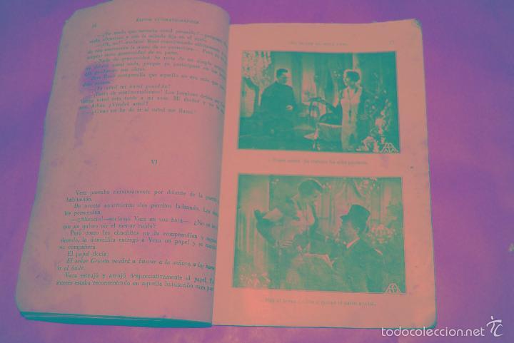 Cine: NOVELA - EXITOS CINEMATOGRAFICOS - UNA MUJER DE MALA FAMA MADY CHRISTIANS EDICIONES BISTAGNE AÑOS 30 - Foto 4 - 56779878